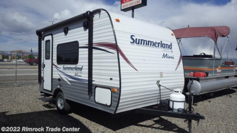 2015 Keystone Springdale Summerland Mini