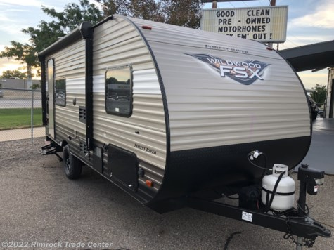 New 2018 Forest River Wildwood FSX 180 For Sale by Rimrock Trade Center available in Grand Junction, Colorado