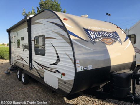 Used 2018 Forest River Wildwood X-Lite 231RKXL For Sale by Rimrock Trade Center available in Grand Junction, Colorado