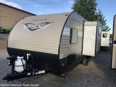 New 2018 Forest River Wildwood FSX 200RK For Sale by Rimrock Trade Center available in Grand Junction, Colorado