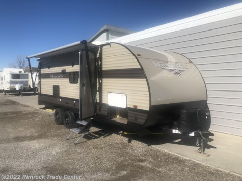 New 2019 Forest River Wildwood X-Lite 230BHXL For Sale by Rimrock Trade Center available in Grand Junction, Colorado