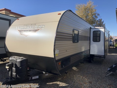 New 2020 Forest River Wildwood 27RKS For Sale by Rimrock Trade Center available in Grand Junction, Colorado