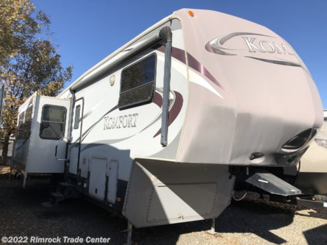 Used 2012 Thor Komfort 3130 For Sale by Rimrock Trade Center available in Grand Junction, Colorado