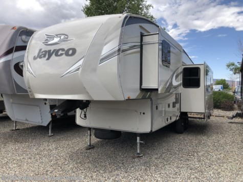Used 2018 Jayco Eagle Fifth Wheels 28.5 For Sale by Rimrock Trade Center available in Grand Junction, Colorado
