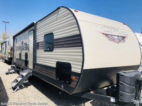 Used 2020 Forest River Wildwood 26DBUD For Sale by Rimrock Trade Center available in Grand Junction, Colorado