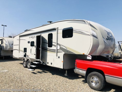 Used 2018 Jayco Eagle HT 29.5BHDS For Sale by Rimrock Trade Center available in Grand Junction, Colorado
