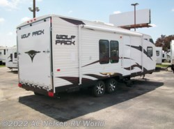 New 2012  Forest River Cherokee Wolf Pack 23WP by Forest River from AC Nelsen RV World in Omaha, NE