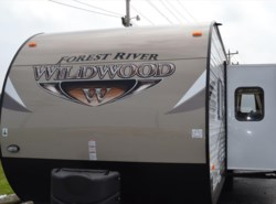 New 2017  Forest River Wildwood 31 KQBTS by Forest River from Delmarva RV Center in Seaford in Seaford, DE