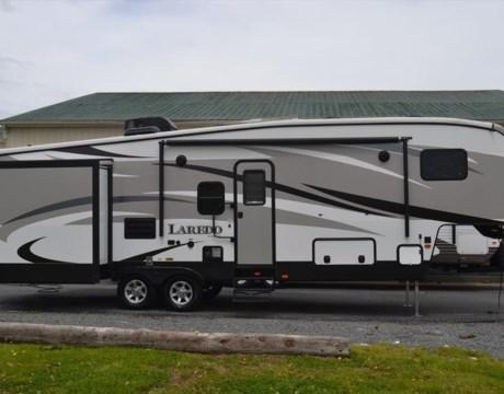S2467 2015 Keystone Laredo 293sbh For Sale In Seaford De
