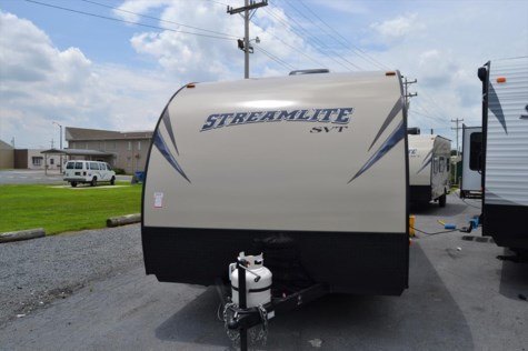 2016 Gulf Stream StreamLite  19FMB