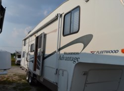 Used 2005  Fleetwood Wilderness Advantage 295 2TBS by Fleetwood from Delmarva RV Center in Seaford in Seaford, DE