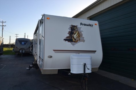 2008 Fleetwood Prowler  2702BS