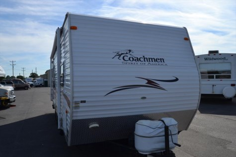 2008 Coachmen Spirit of America  26RKS