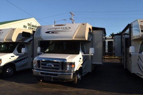 2017 Coachmen Leprechaun  317SA