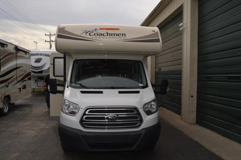 2017 Coachmen Freelander Micro Minnie  20CBT