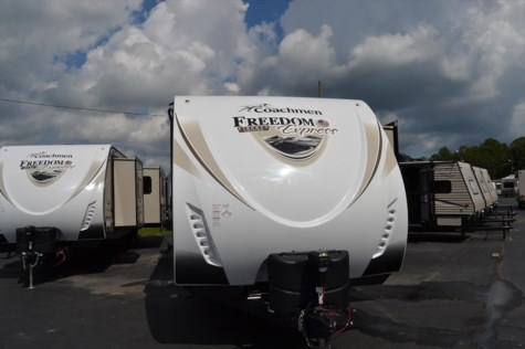 M15148 2017 Coachmen Freedom Express 25se For Sale In