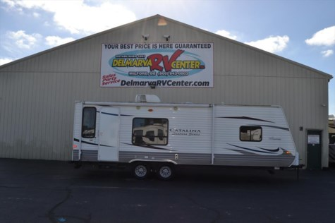 2012 Coachmen Catalina Santara  261RLS