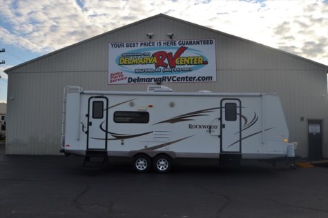 2010 Forest River Rockwood Ultra Lite  2604