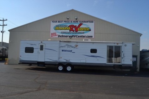 2008 Forest River Wildwood XL/Lodge  392FLFB