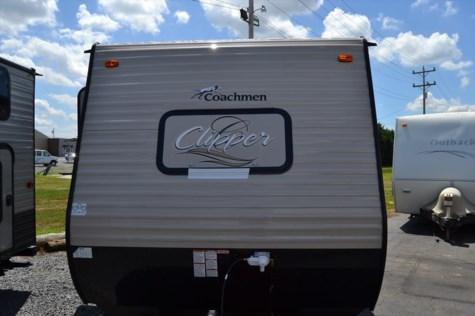2018 Coachmen Clipper  17BH