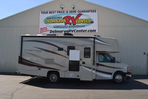2018 Coachmen Leprechaun  210RS