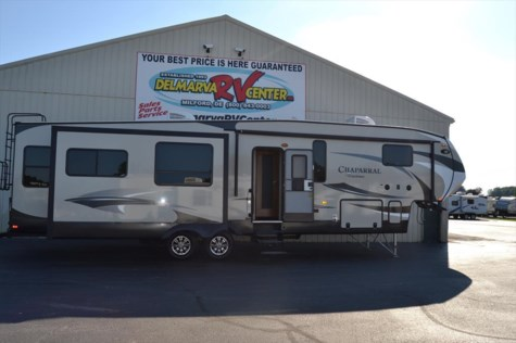 2016 Coachmen Chaparral  360IBL