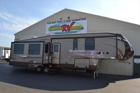 2013 Heartland RV Sundance  SD 3270RES
