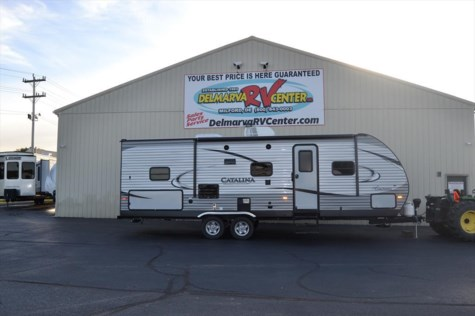 2017 Coachmen Catalina  273 DBS