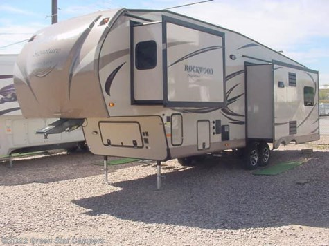 2016 Forest River Rockwood Signature Ultra Lite  8299BS