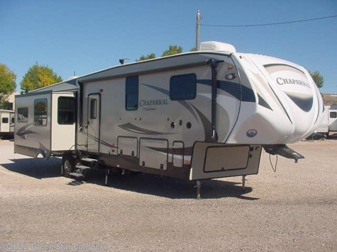 2017 Coachmen Chaparral  390QSMB Bunk Model