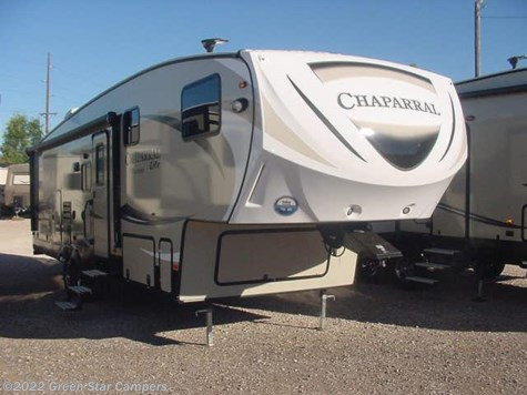 2017 Coachmen Chaparral  295BHS Bunk Model