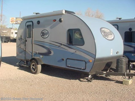 2018 Forest River R-Pod  179 Rear Kitchen