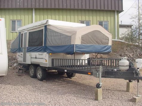 2009 Forest River Flagstaff Tent  28TSC Toy Hauler