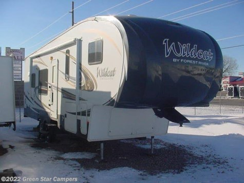 2014 Forest River Wildcat eXtraLite  282RKX Rear Kitchen