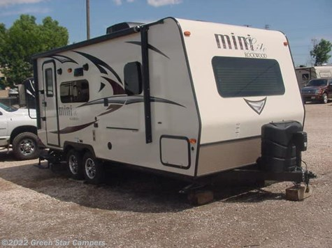2018 Forest River Rockwood Mini Lite  2109S