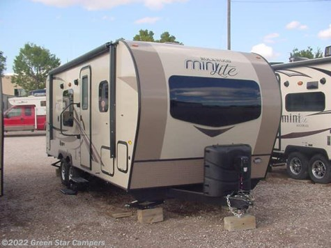 2018 Forest River Rockwood Mini Lite  2304KS Rear Bathroom