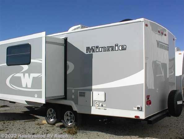 Amazing 2001 WINNEBAGO MINNIE WINNIE  All Of The Comforts Of Homeand Then