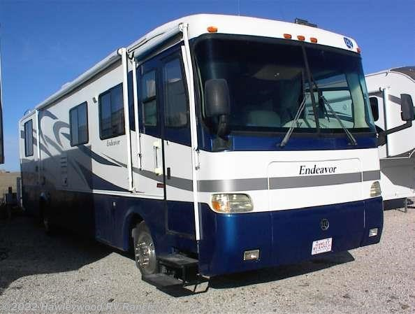 Used 2001 Holiday Rambler Endeavor 38cds Available In