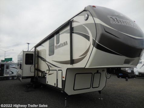 New 2017 Keystone Montana 3910FB For Sale by Highway Trailer Sales available in Salem, Oregon