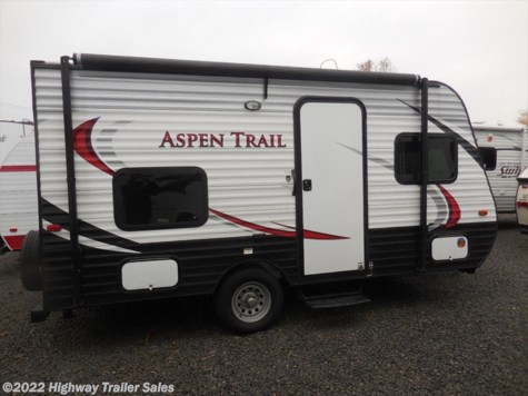 Used 2015 Keystone Aspen Trail 1500 BH For Sale by Highway Trailer Sales available in Salem, Oregon