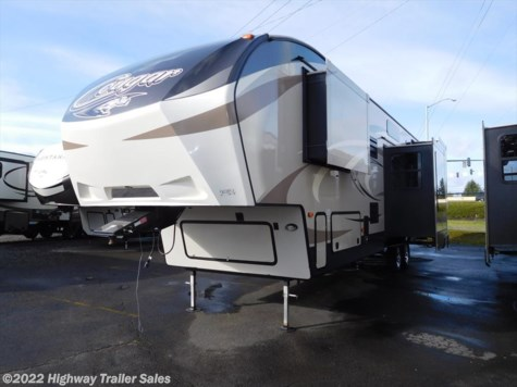 New 2017 Keystone Cougar 326RDS For Sale by Highway Trailer Sales available in Salem, Oregon