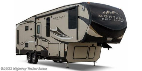 2017 Keystone Montana High Country  305RL