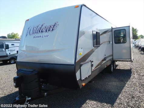 2017 Forest River Wildcat  255RLX