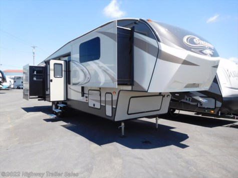 New 2017 Keystone Cougar 337FLS For Sale by Highway Trailer Sales available in Salem, Oregon