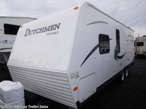 Used 2012 Dutchmen Dutchmen 255RB For Sale by Highway Trailer Sales available in Salem, Oregon