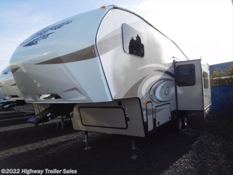 New 2017 Keystone Cougar Half-Ton 246RLSWE For Sale by Highway Trailer Sales available in Salem, Oregon