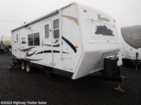 Used 2009 Dutchmen Komfort 241 RK For Sale by Highway Trailer Sales available in Salem, Oregon