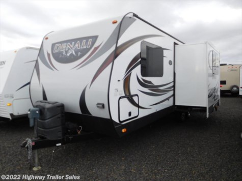 Used 2014 Dutchmen Denali 2461RK Trail Edition For Sale by Highway Trailer Sales available in Salem, Oregon