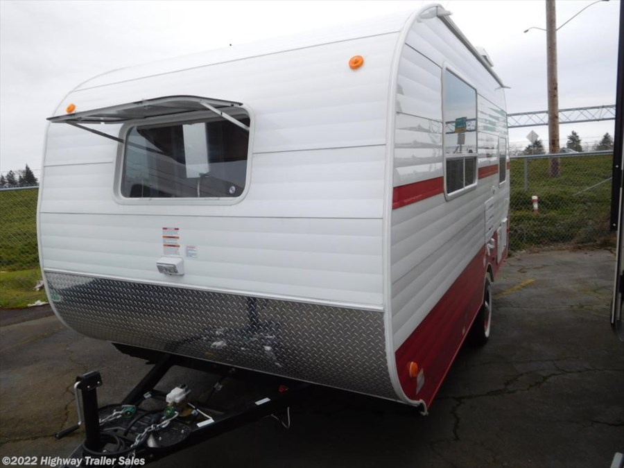 2018 Riverside RV White Water Retro 176FK