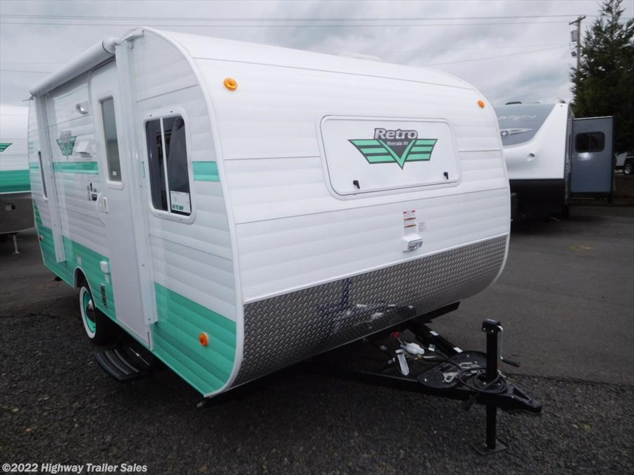 2018 Riverside RV White Water Retro 177SE